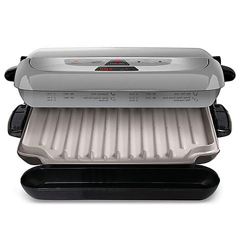 evolve grill system