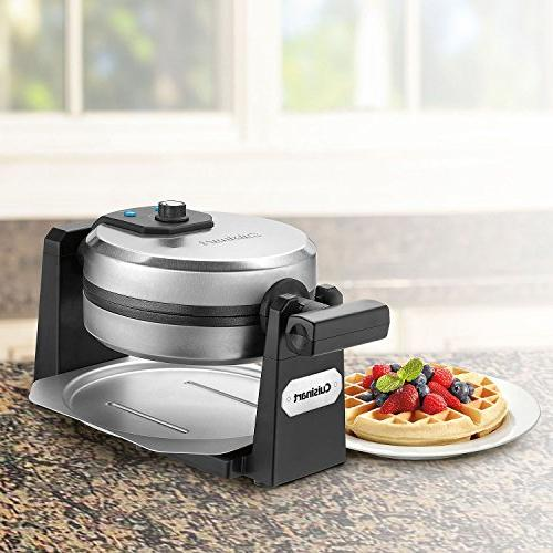flip belgian waffle maker