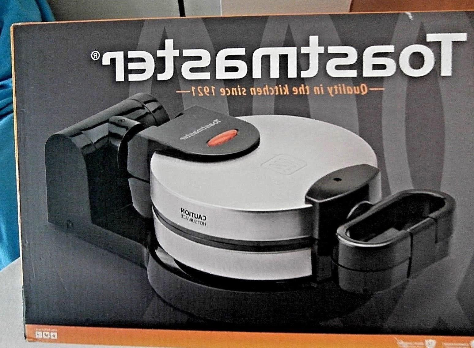 flip over waffle maker new in box