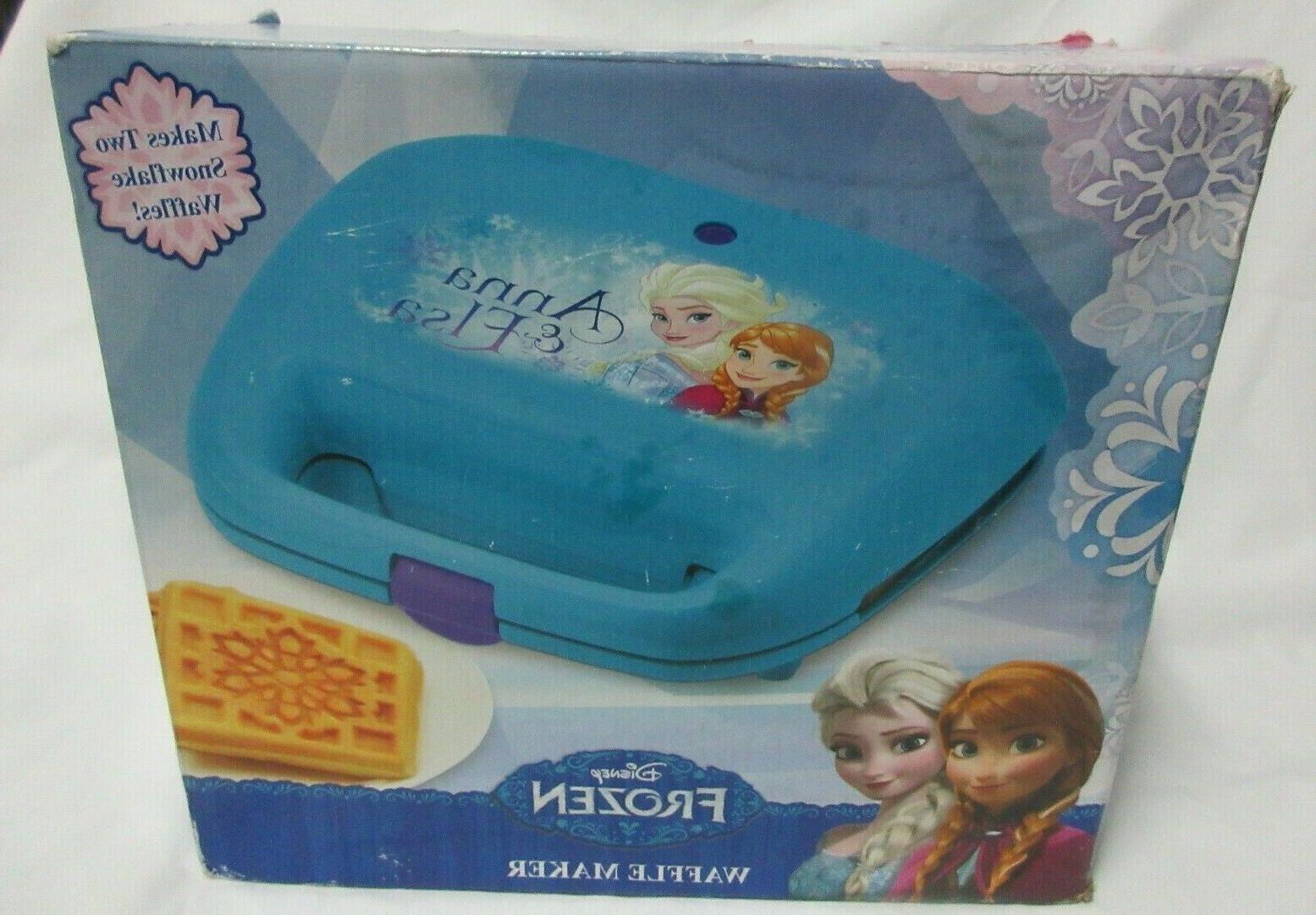frozen 2 slice waffle maker