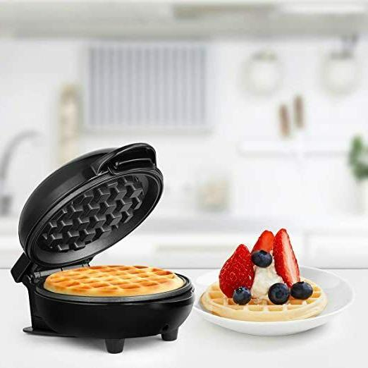 HH-09125016B Non-Stick Waffle Maker,
