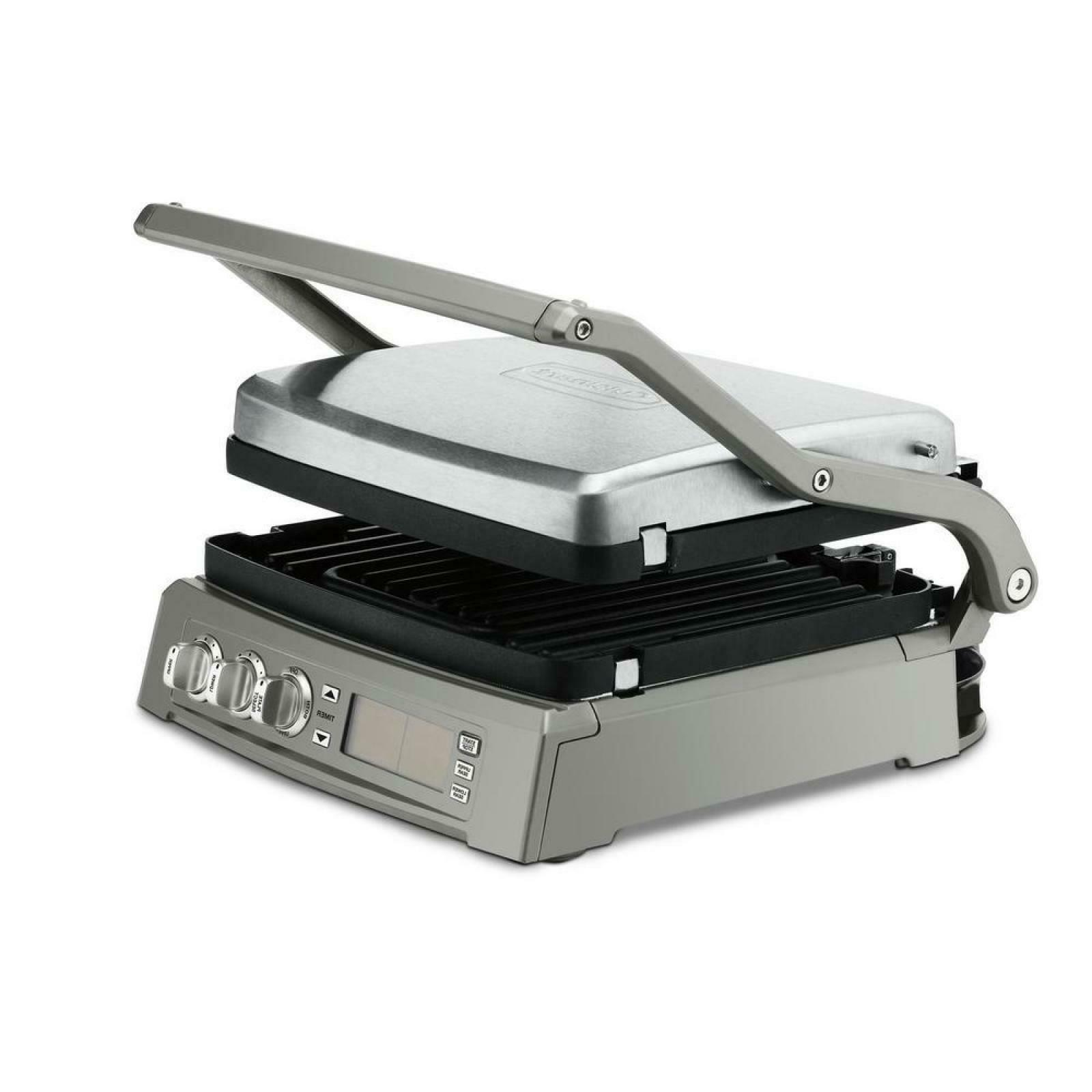 Cuisinart indoor Grill Elite Electric Stainless