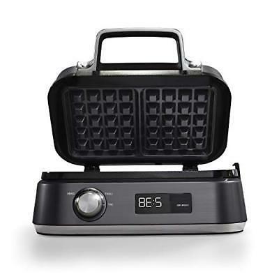 intellicrisp waffle maker dark stainless steel free2dayship
