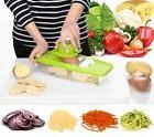 Mandoline Slicer - Vegetable Potato Slicer Grater - Cutter f