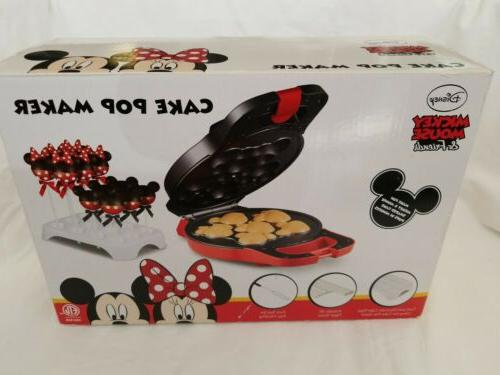 mickey mouse and friends cake pop maker