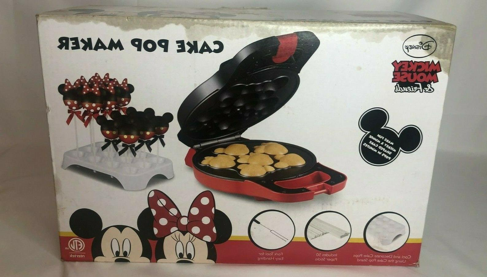 mickey mouse friends cake pop