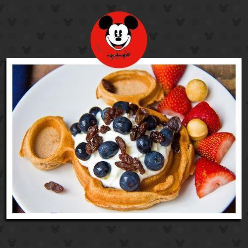 Mickey Waffles Mold Waffle Pan Mold Pan
