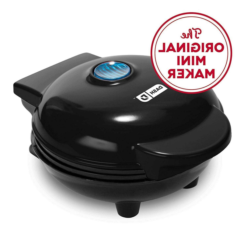 mini electric round pancake maker dash cooking