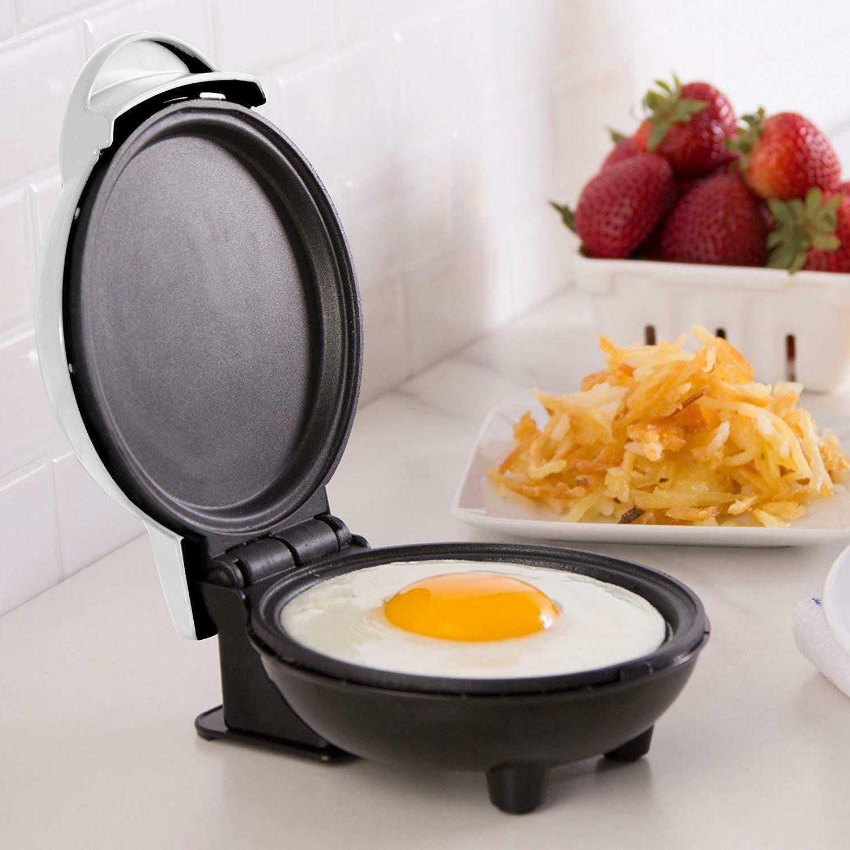 Mini Griddle Individual Pancakes Cookies