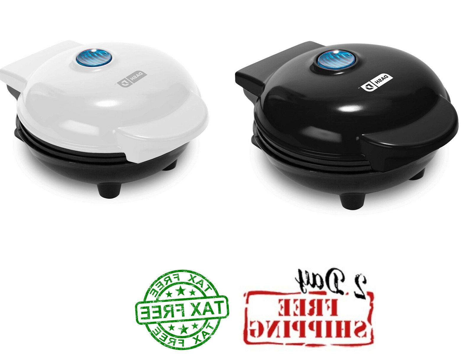 mini maker electric round griddle for individual