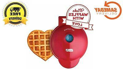 mini maker the mini waffle maker electric