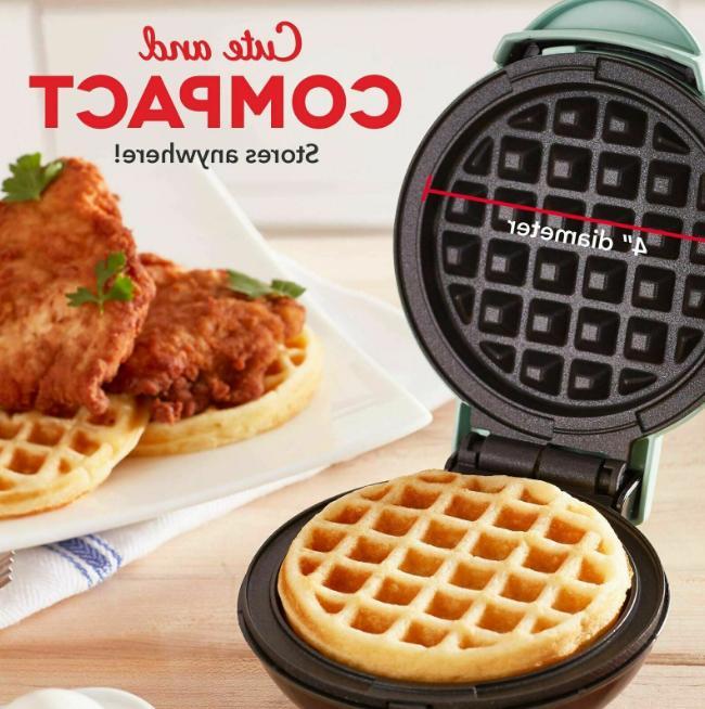 Dash Mini New Waffle Machine for Panini