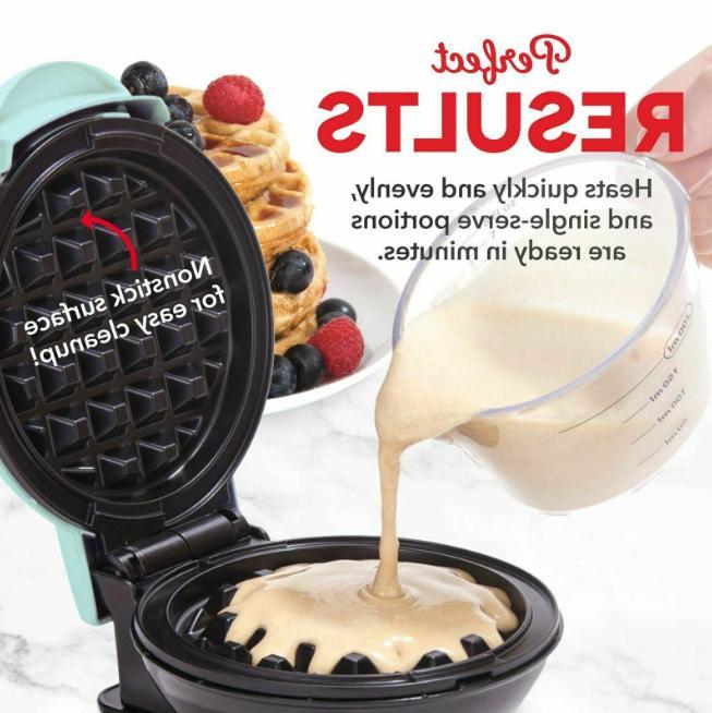 Dash Maker: The New Mini Waffle Machine for Individual Panini