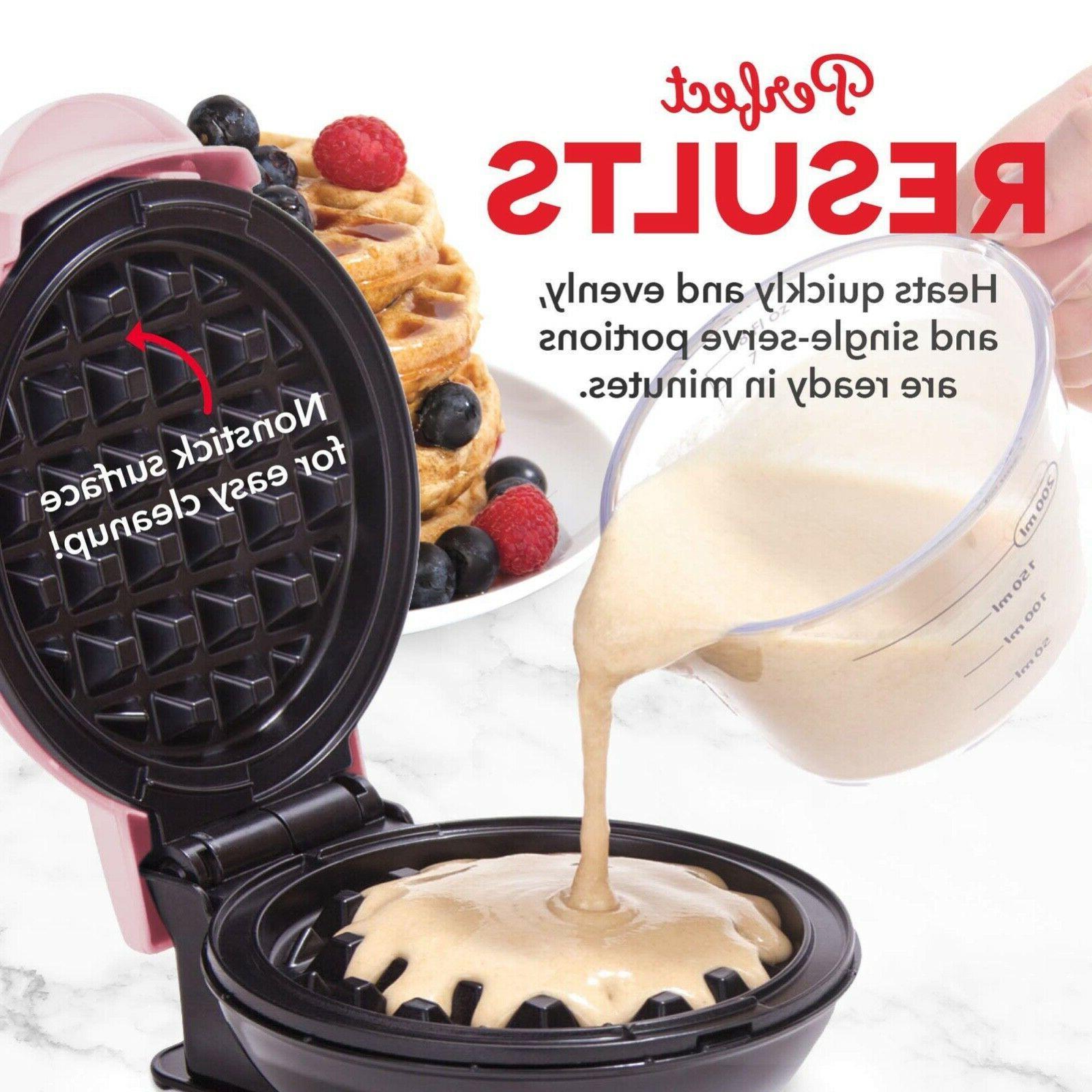 Dash maker: waffle, maker machine