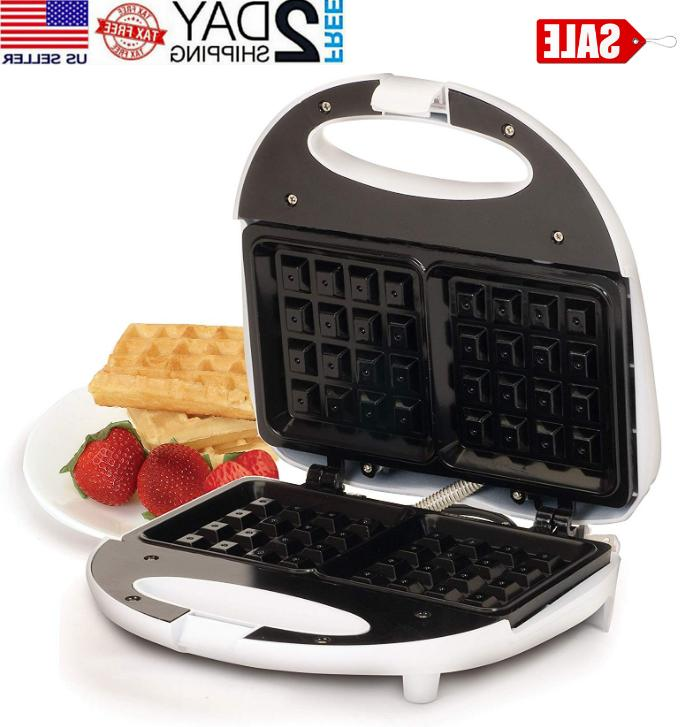 mini waffle maker dash individual panini press