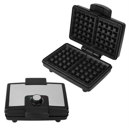 Mini Waffle Maker Dash Individual Snacks 4 Pieces