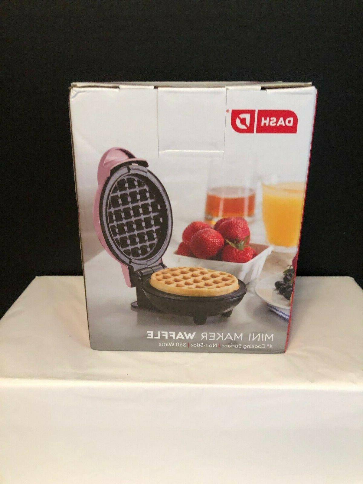 Mini Waffle Maker Decor Appliances Home