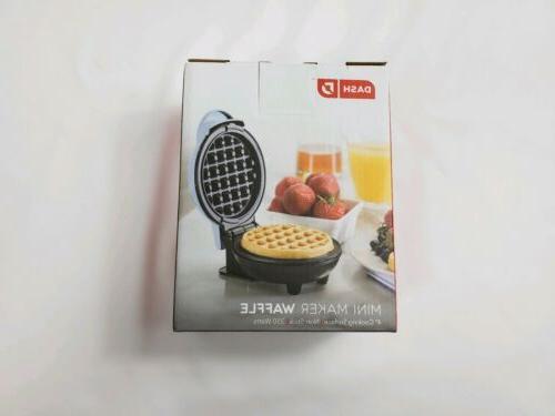 DASH Waffle breakfast -blue