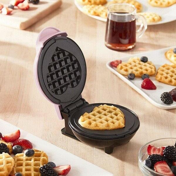 Dash Mini Waffle Machine Individual