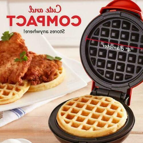 Dash Mini Waffle Machine Hash browns