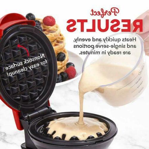 Dash Waffle Machine Hash browns Breakfast