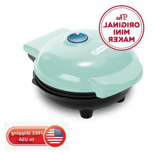 mini waffle maker machine individual waffles paninis