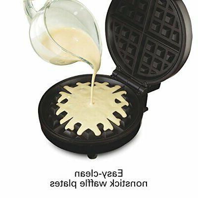 NEW Hamilton Belgian Waffle Maker FREE2DAYSHIP