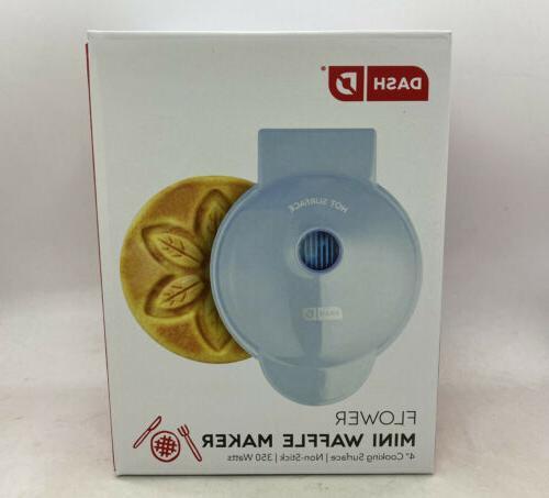 new electric 4 flower mini waffle maker