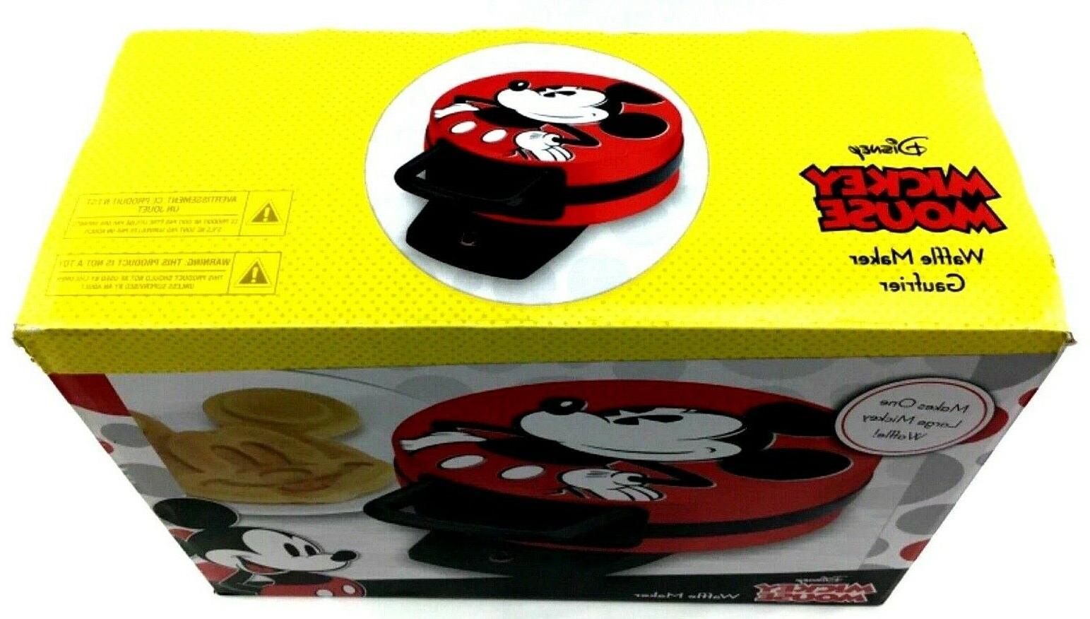 New Disney Waffle - 1 Breakfast Waffle DCM-12CN