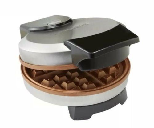 NEW Non-Stick Waffle Maker Iron Griddle Breakfast