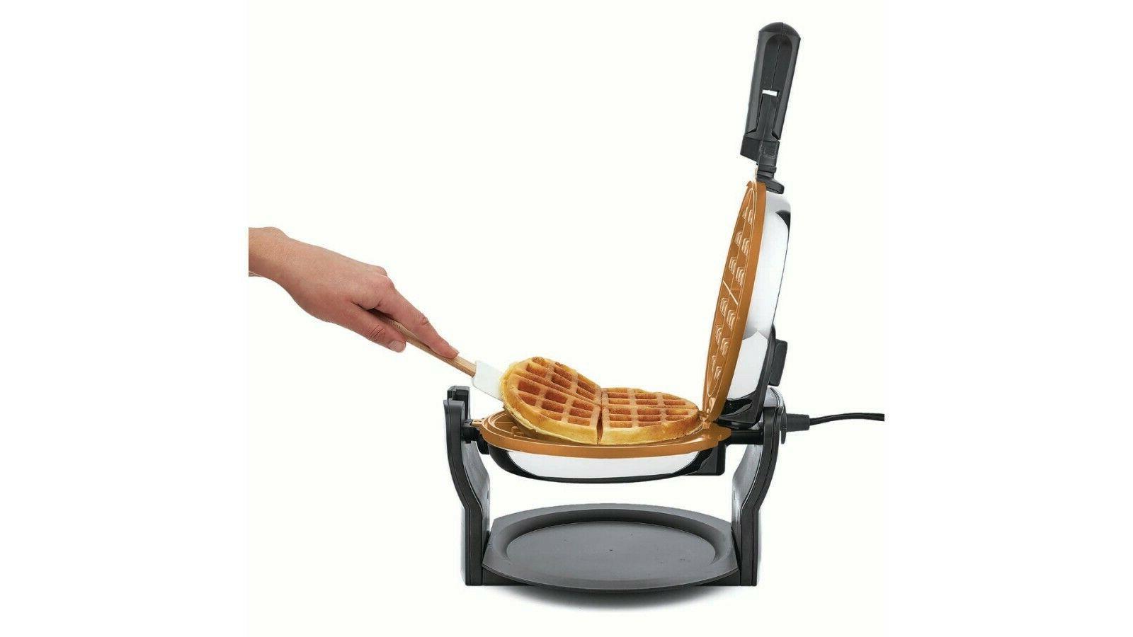 NEW Copper Waffle breakfast appliance