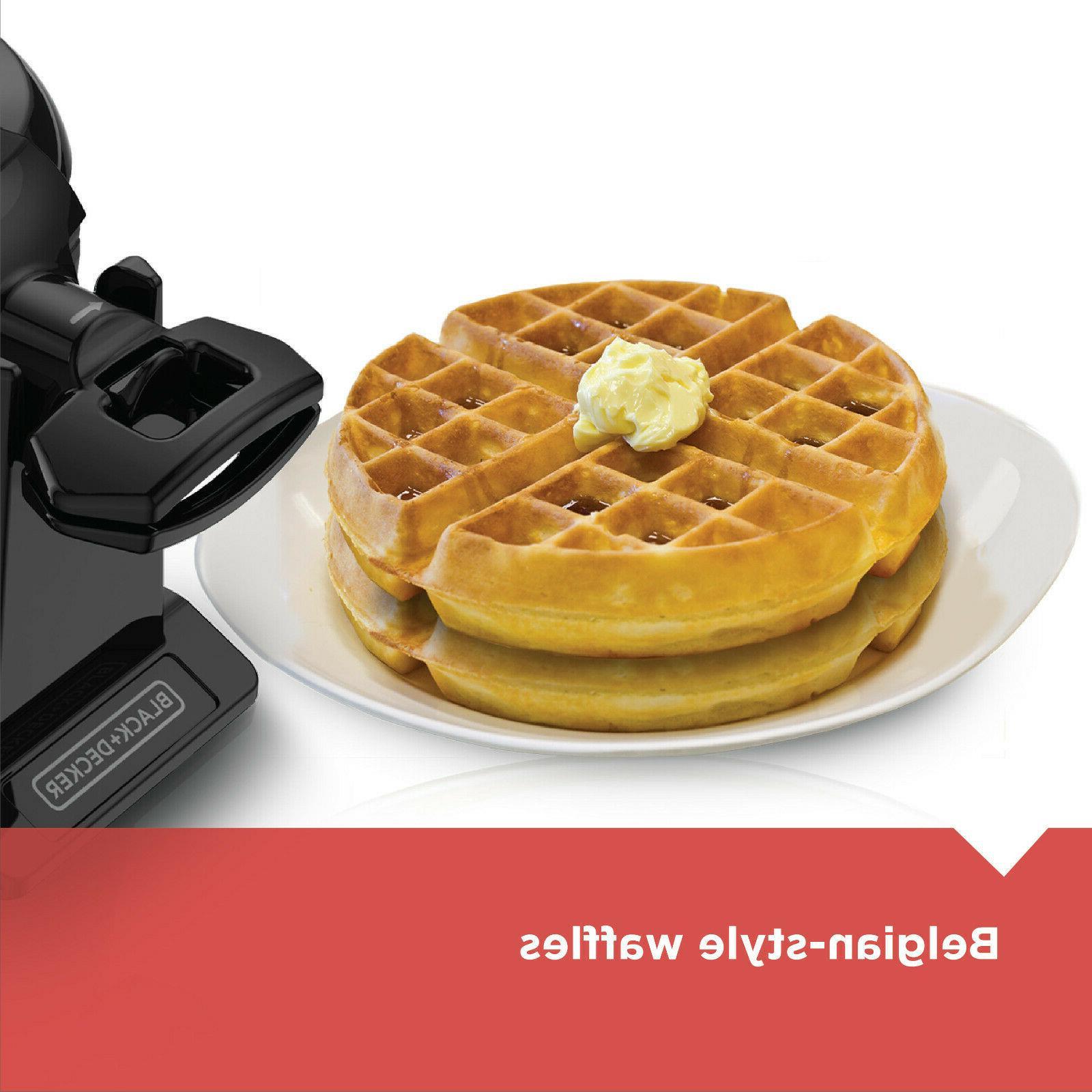 Non-Stick Belgian Waffle Gourmet