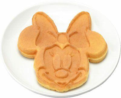 Non Stick Mickey Minnie Waffle Brand New/ DIY/