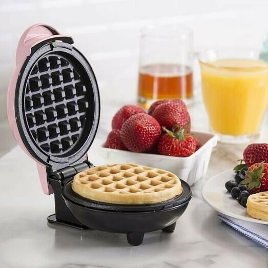 # Dash Mini Maker The Waffle Maker Machine for Individual Wa