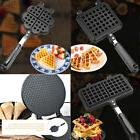 Nonstick Waffle Cone Maker Bubble Egg Roll Baking Mold Pan P