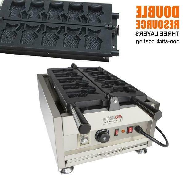 Waffle Maker | Commercial use 5