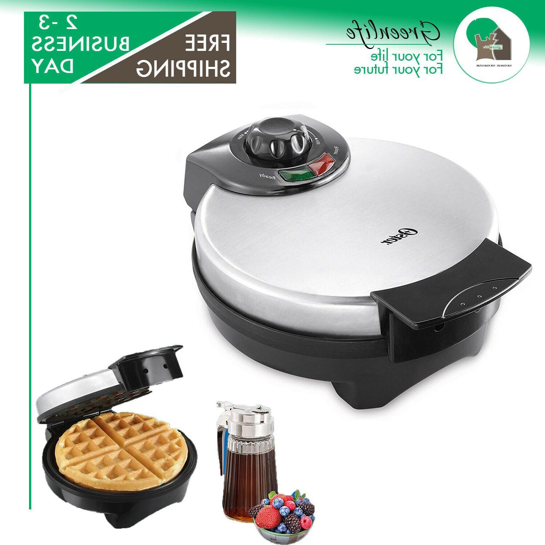 oster belgian waffle maker stainless steel ckstwf2000