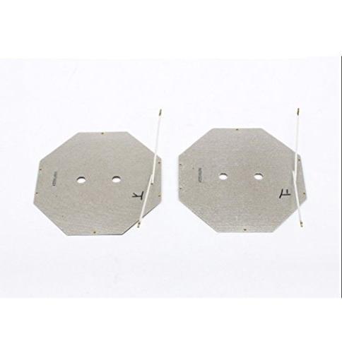 pair heating plates