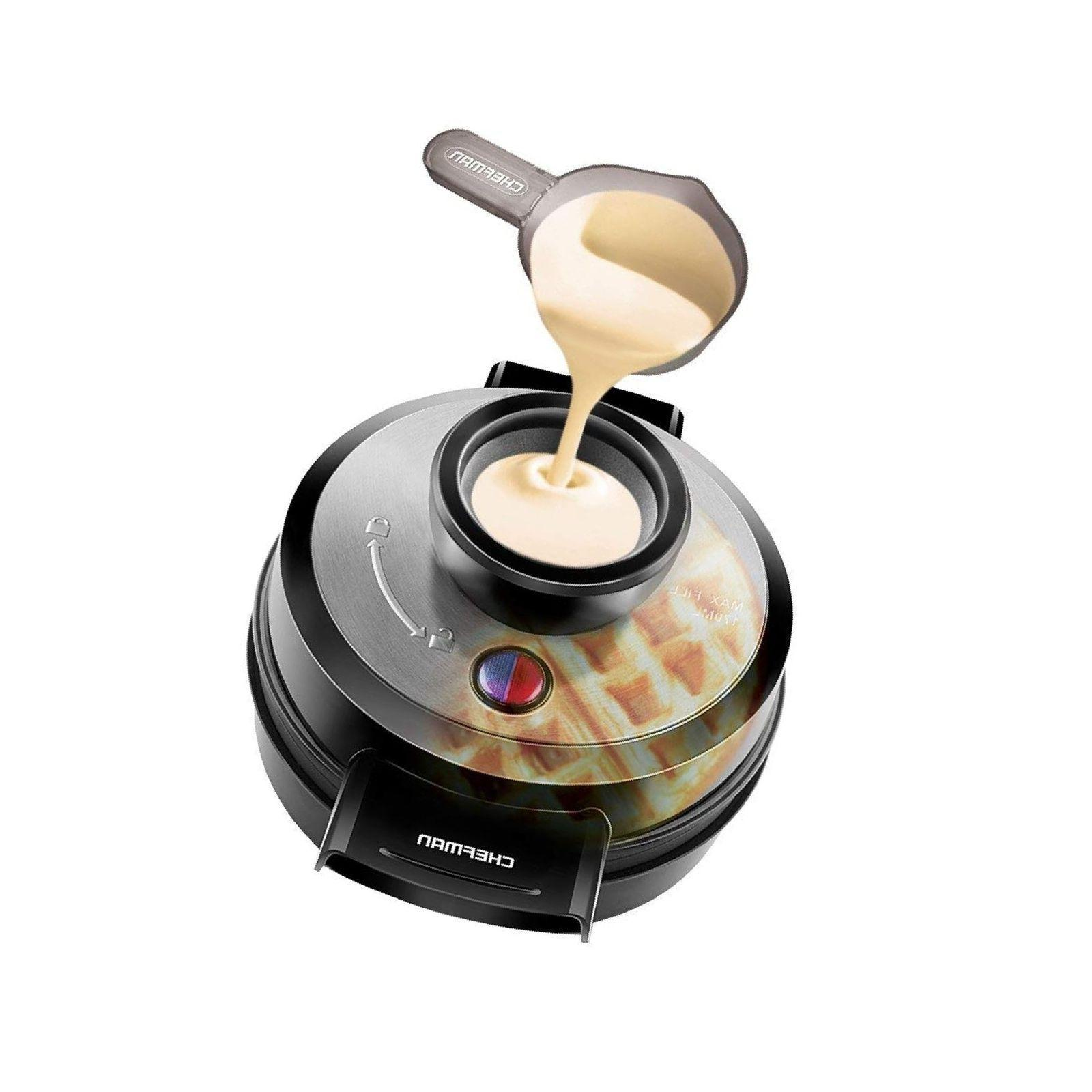 perfect pour belgian waffle maker new