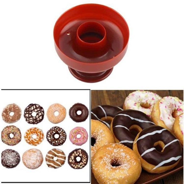 Plastic Dessert Deep Fry Donuts Mold Portable Arabic Gadget Tools