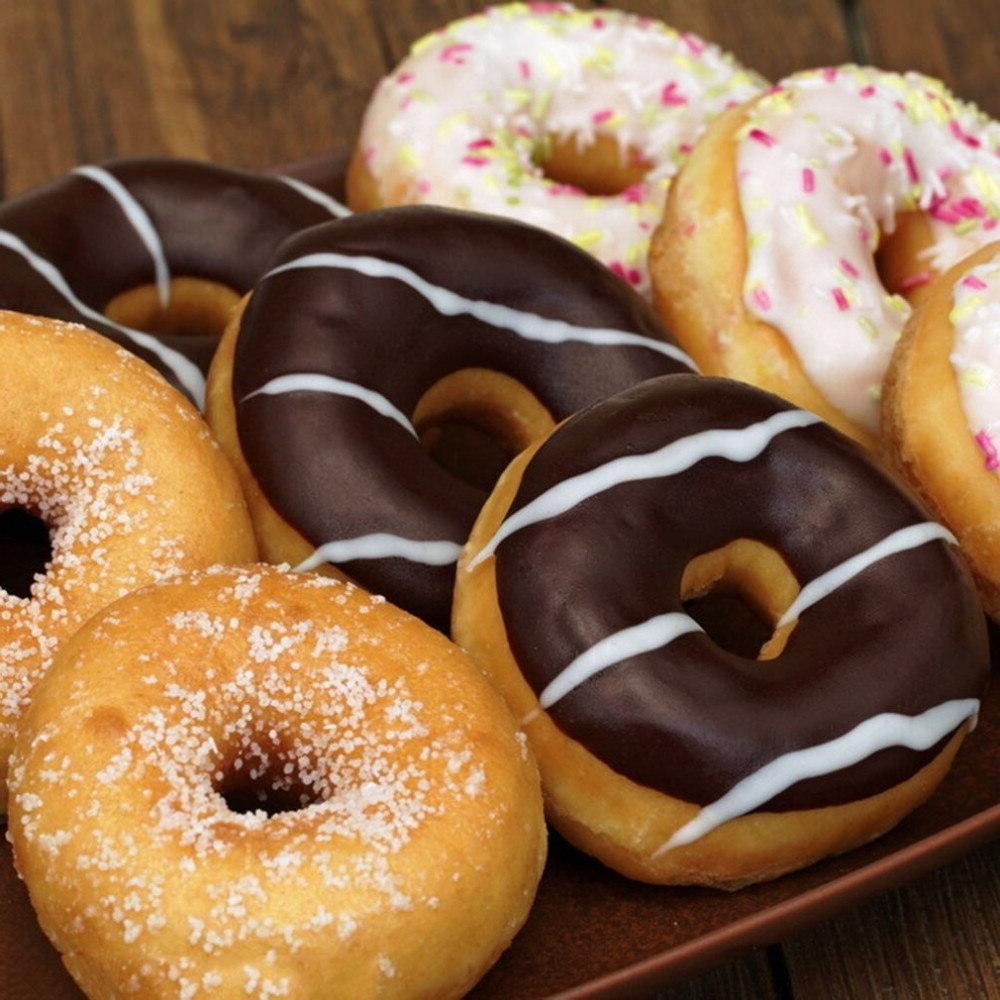 Plastic Mini Donuts Dessert Donuts Mold Easy Portable Arabic <font><b>Waffle</b></font> Gadget Tools