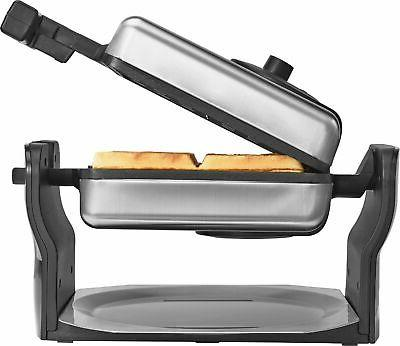 Bella - 4-Slice Rotating Maker - Steel