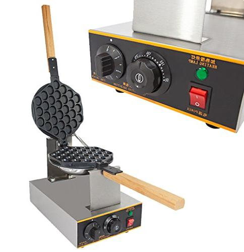 Egg Waffle Rotated Nonstick