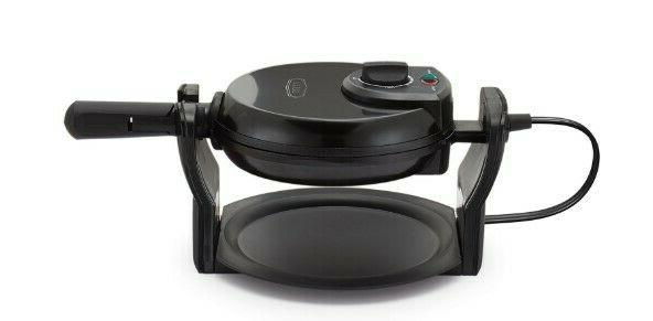Rotating Waffle Maker Commercial Non Stick Breakfast Iron