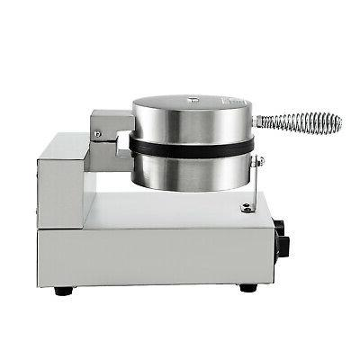Round Waffle Maker Muffin Electric