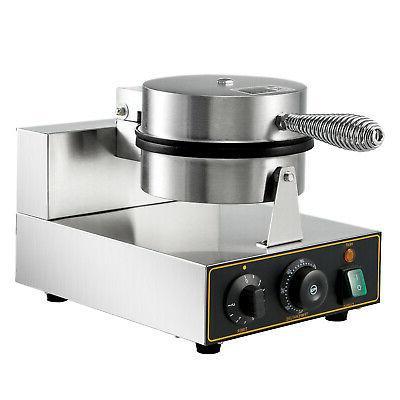 Round Muffin maker Nonstick Electric Steel