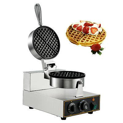 round waffle maker machine muffin maker commercial
