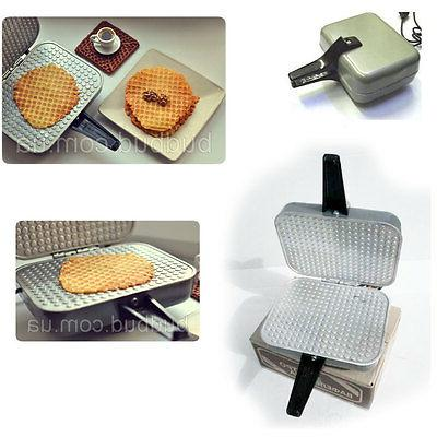 russian electric square waffle iron