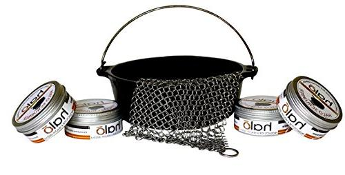 Halo Premium Cast and Steel Cookware