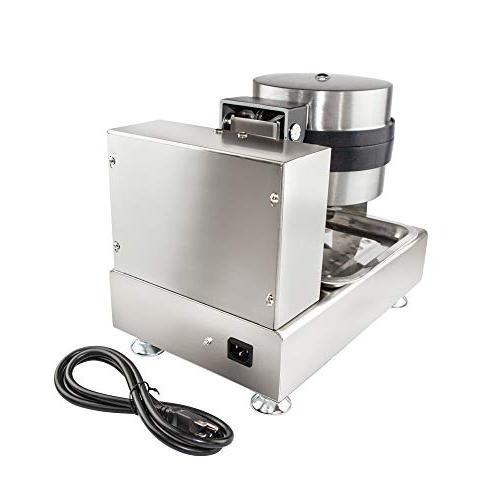 Nonstick Electric Biscuit Roll Machine Baking Tools Electric Roll Ice Cream Maker